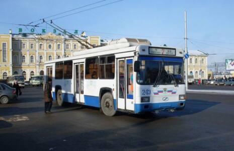 5 подв 2 - Есть ли будущее у троллейбусов?
