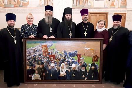 7 подв - Орчанин написал картину для патриарха