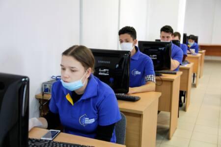2 глав - ЕГЭ под контролем студентов