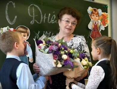 1 главное фото 5 - За что благодарим учителей?