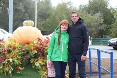 8 г 1 - Тыква-гигантдля всех оренбуржцев