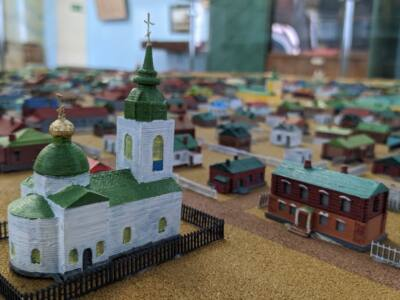 7 г1 - Подарок Оренбургу - мини-город