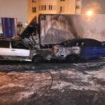 3 г 150x150 - В Оренбурге горят автомобили