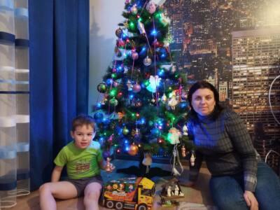 7 г - Два Рождествадля одной семьи